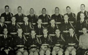 CSU kappa kappa psi's, 1952