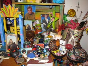 Farkle William Shatner shrine