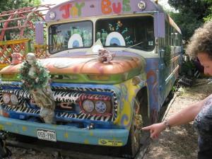 Maggie's bus